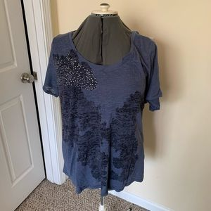 Embellished T-shirt from Lane Bryant